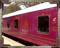 Golden Chariot Itinerary